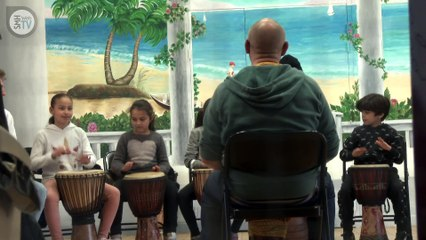 Atelier percussions carnaval