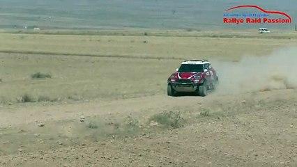 Mikko Hirvonen du WRC au Rallye Raid