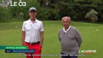 Règles de Golf : le code de comportement (n°13)