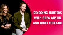 Getting Into The Mind Of A Nazi'Hunters' | Nikki Toscano | Greg Austin