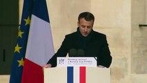 Le Président Emmanuel Macron a rendu hommage ce matin au fondateur du «Nouvel Observateur» Jean Daniel, décédé la semaine dernière à 99 ans - VIDEO
