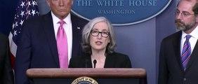 Coronavirus outbreak- Donald Trump, CDC addresses U.S. preparedness for possible COVID-19 threat P3