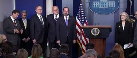 Coronavirus outbreak- Donald Trump, CDC addresses U.S. preparedness for possible COVID-19 threat P1
