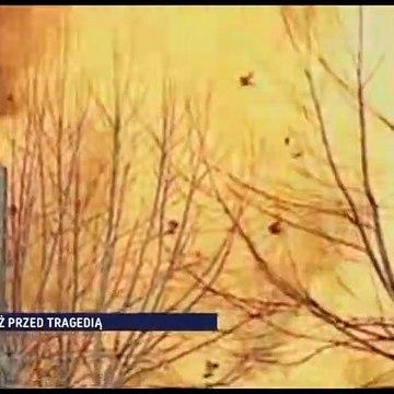 Tuż przed tragedią - Tragedia w domu towarowym, serial dokumentalny