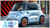 Citroën présente une voiture électrique à 20€/mois  DQJMM (1/2)