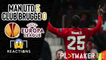 Reactions | Man Utd 5-0 Club Brugge: Are United now favourites to win the Europa League?