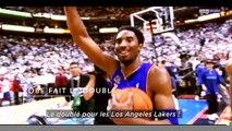 Mamba Forever :  Hommage à Kobe Bryant