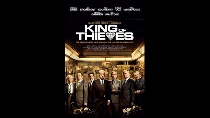 Night at Hatton Garden-King of Thieves-Benjamin Wallfisch