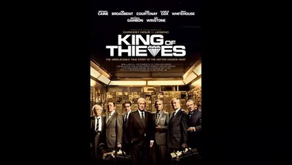 Reader's Theme-King of Thieves-Benjamin Wallfisch