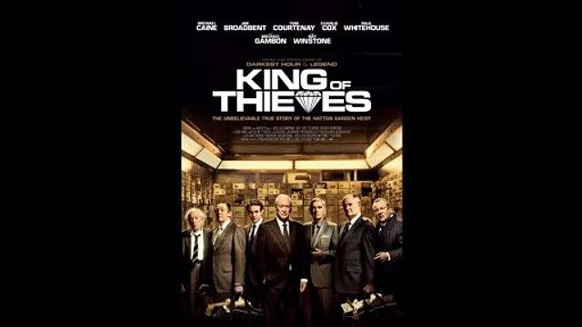 Reader's Theme-King of Thieves-Benjamin Wallfisch