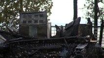 Incendie d'un chalet Saint-Jean-Port-Joli