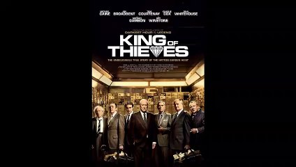 The Morning after the Night Before-King of Thieves-Benjamin Wallfisch