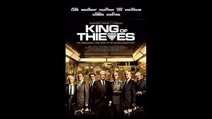 Train Escape-King of Thieves-Benjamin Wallfisch