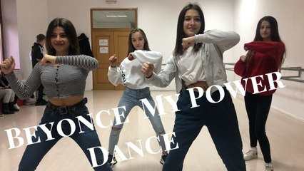 Beyonce My Power ( City Stars Dance )