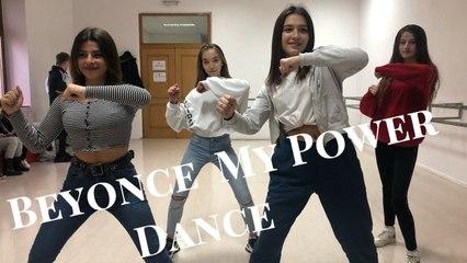 Beyonce My Power ( City Stars Dance )