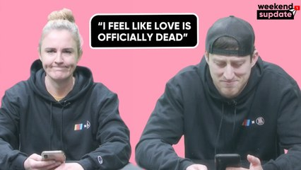 I Feel Like Love Is Officially Dead