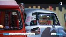 Mobilité : Citroën présente sa voiture sans permis 100% électrique