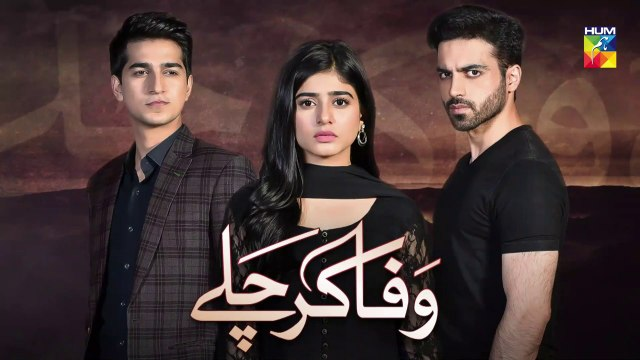 Wafa Kar Chalay Episode 48 HUM TV Drama 28 February 2020