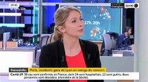 Paris : Les violents incendies aux abords de la Gare de Lyon sont maîtrisés annoncent les pompiers - Ces violences sont liées au concert de ce soir du chanteur congolais Fally Ipupa