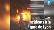 Paris : incendie à la gare de Lyon en marge d'un concert de Fally Ipupa