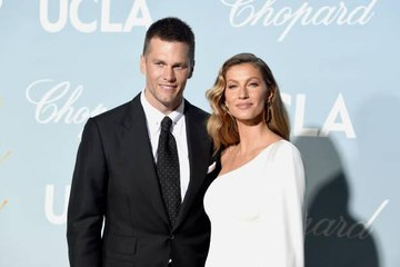 """Gisele Bündchen Created Her Own Word For """"Stepmom"""""""