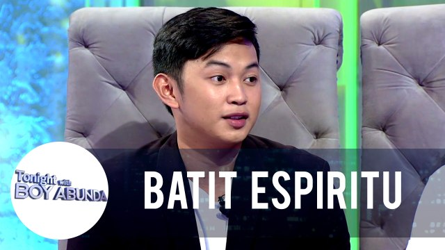 Batit shares about his girlfriend's take on his career | TWBA