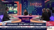 Les insiders: Quel est l'impact du coronavirus sur l'économie ? - 28/02