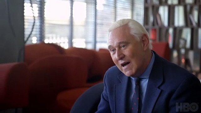 AXIOS on HBO - Roger Stone