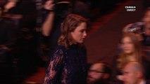 Adèle Haenel quitte la salle à l'annonce du César de la meilleure réalisation - César 2020