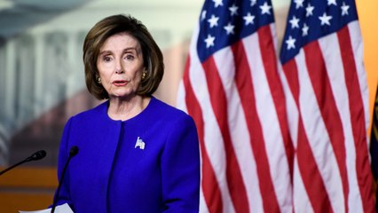 Pelosi Declines If She'll Support Democratic Frontrunner