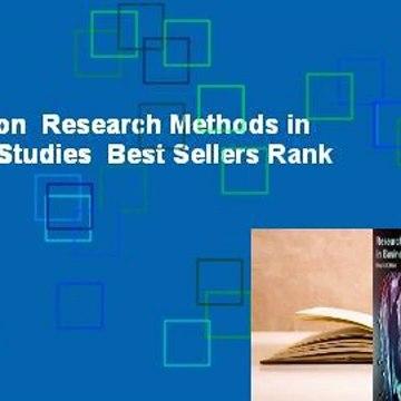 Full version  Research Methods in Business Studies  Best Sellers Rank : #4