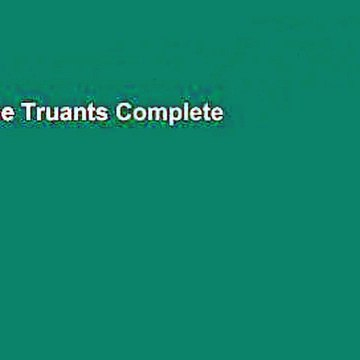 [Read] The Truants Complete