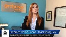 David Shelor Review Embrace Home Loans - Blacksburg, VA Blacksburg 5 Five Star Review by Nathan S...