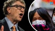 Bill Gates calls Coronavirus a 'once-in-a century pathogen'