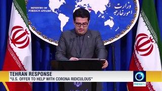 Iran: Fighting COVID-19 needs intl. cooperation