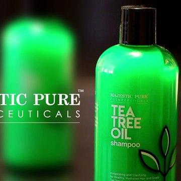 Majestic Pure Tea Tree shampoo and conditioner