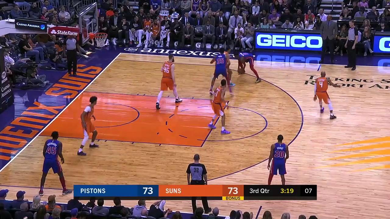 NBA'de Gecenin En Güzel 10 Oyunu | 28.02.2020