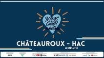 Châteauroux - HAC (0-3) : le résumé  du match