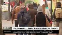 L'épidémie de Coronavirus est au stade 2 en France, mais qu'est ce que cela veut dire précisément ?