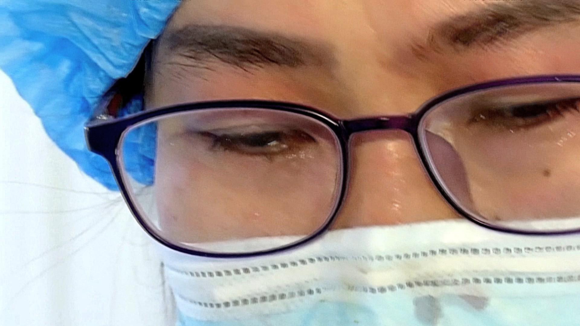 Coronavirus lockdown in China raises mental health concerns