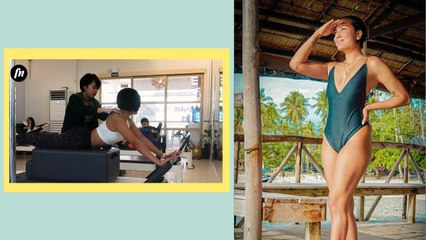 Lifestyle Guru Cara Eriguel Tries Pilates at One Life Studio
