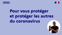 Coronavirus : voici les quatre gestes simples à adopter pour se protéger et éviter la propagation
