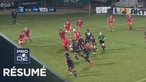 PRO D2 - Résumé Provence Rugby-Aurillac: 40-10 - J22 - Saison 2019/2020