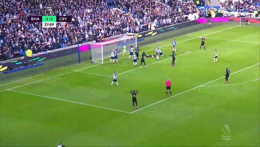 Brighton - Crystal Palace (0-1) - Maç Özeti - Premier League 2019/20