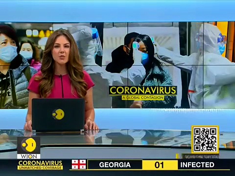 CORONAVIRUS TREATED PATIENTS TESTED POSITIVE AGAIN.  WATCH NEWS UPDATE