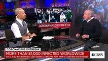 Coronavirus quarantines could be -new normal- in U.S., medical expert says