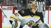 Tuukka Rask Looks To Get Back On Track As Bruins Take On Islanders