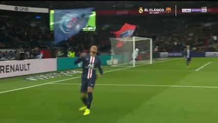 Mbappé second goal minute 91