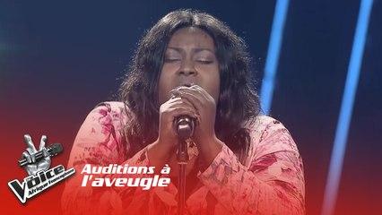 Mary Jo - Tant que tu donnes un chant | Les Auditions à l'aveugle | The Voice Afrique Francophone| Saison 3