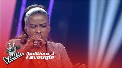 Linda Montez - Moi je vérifie | Les Auditions à l'aveugle | The Voice Afrique Francophone| Saison 3